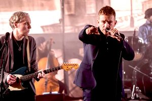 the good, the bad & the queen'den yeni bir video