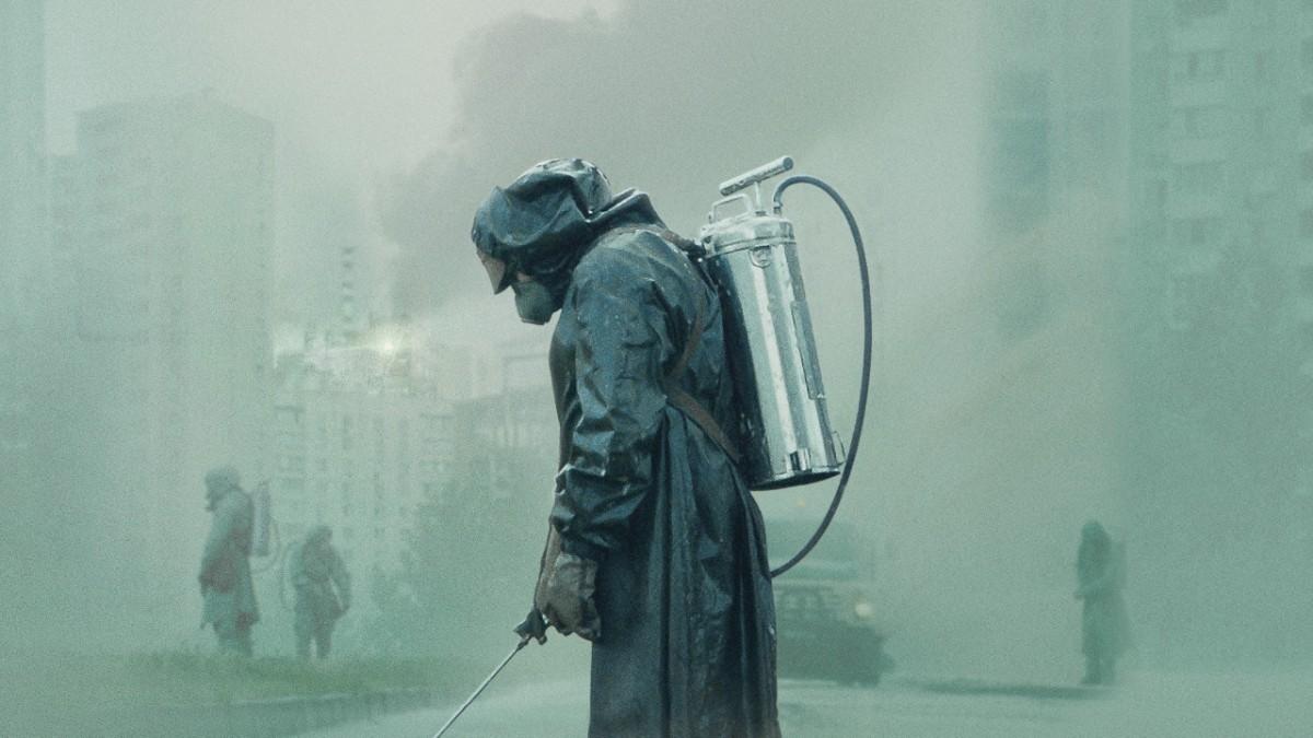rusya kızdı, kendi chernobyl'ini çekiyor