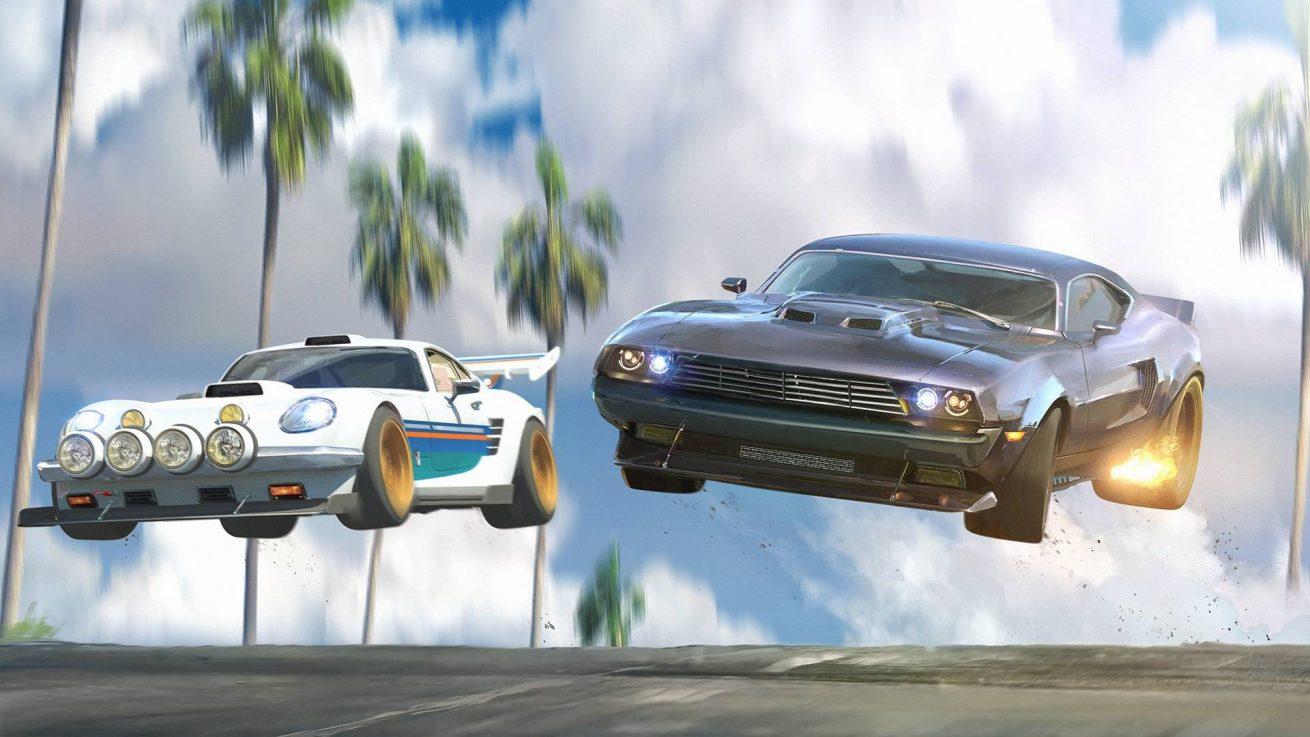 fast & furious'ın animasyon serisinden ilk teaser