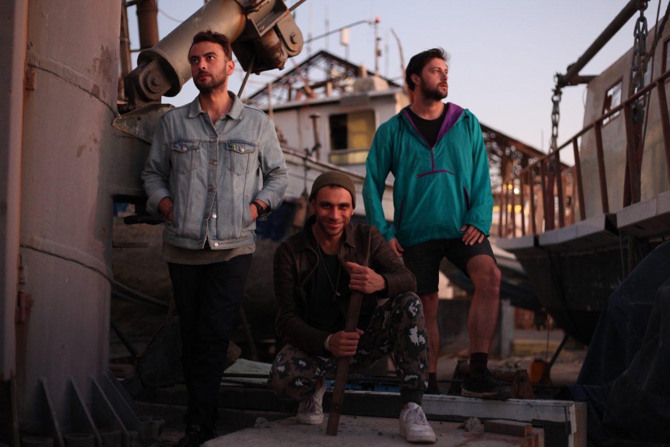 yeni islandman albümü kaybola'dan bir şarkı daha