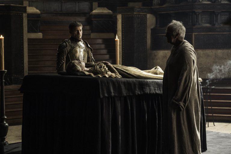 jamie lannister ve high sparrow, game of thrones sonrası tekrar bir araya geliyor