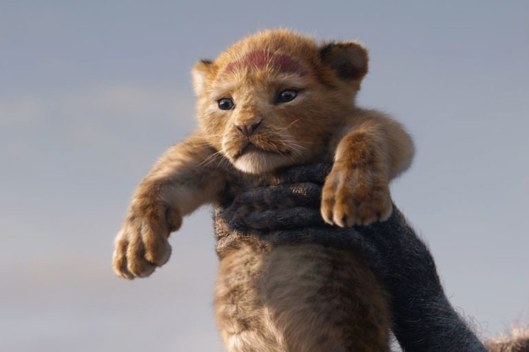 the lion king'den donald glover ve beyoncé'li fragman
