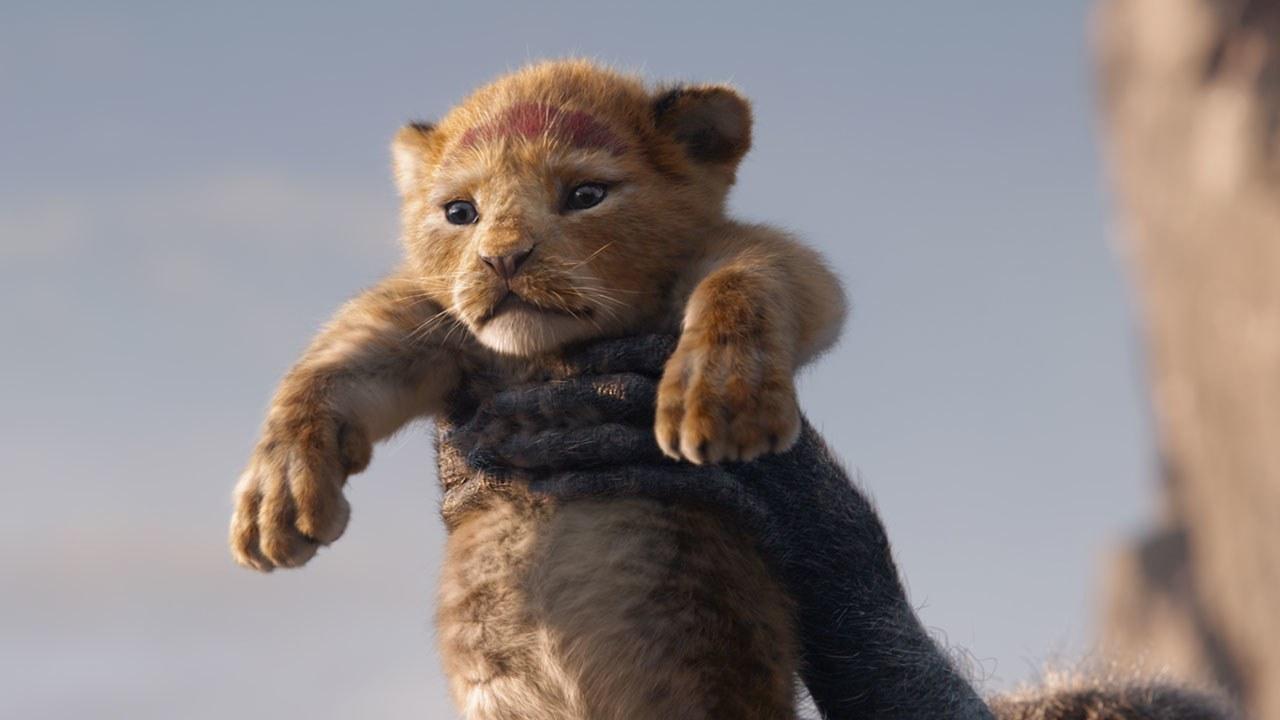 the lion king'den donald glover ve beyoncé'li fragman