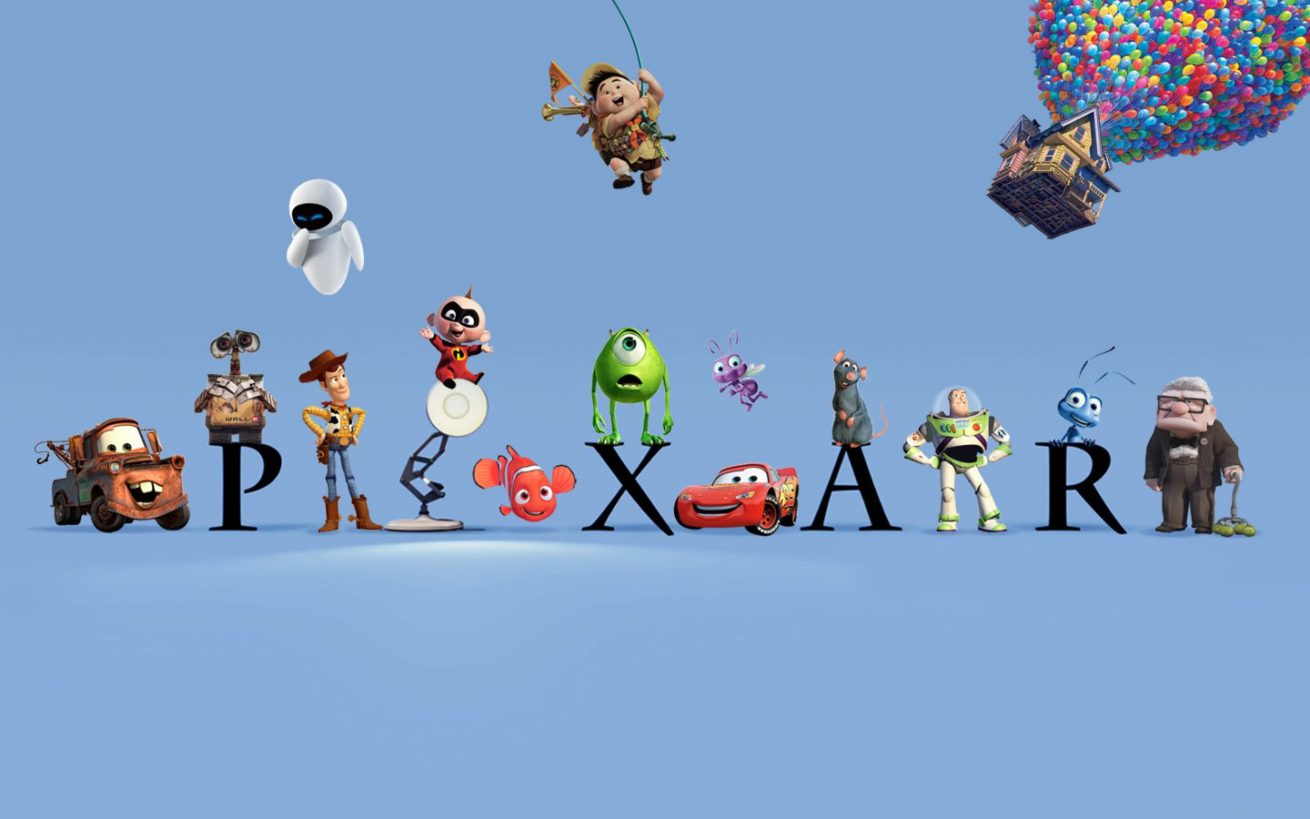 pixar'dan yeni film yolda