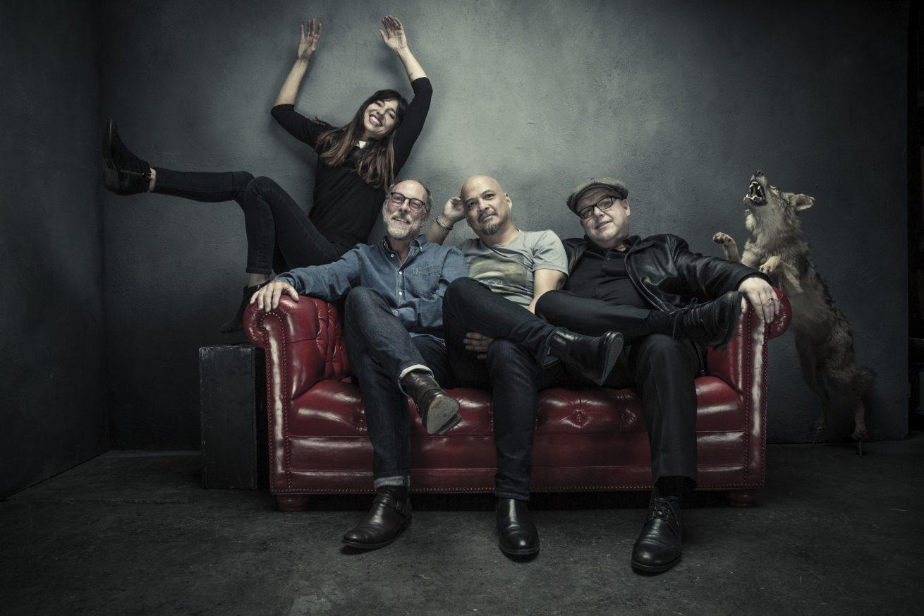pixies'in yeni albümünün bütün kayıt süreci dinleyincilerle buluşuyor