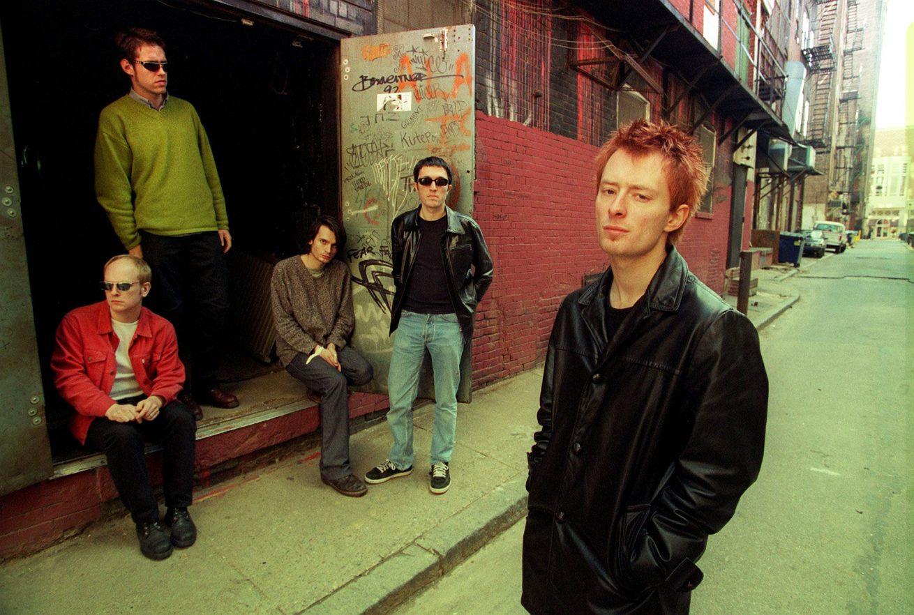 radiohead'in kid a albümünün bilinmeyenlerini anlatan kitap geliyor