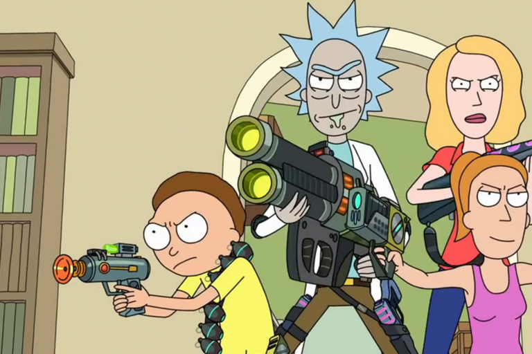 rick and morty'nin yaratıcıları game of thrones finalini savundu