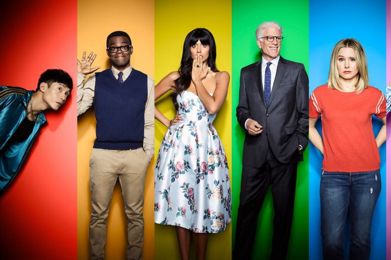 the good place, 4. sezonuyla veda ediyor