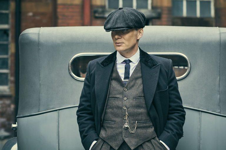 cillian murphy thomas shelby şapkasını david bowie'ye hediye etmiş