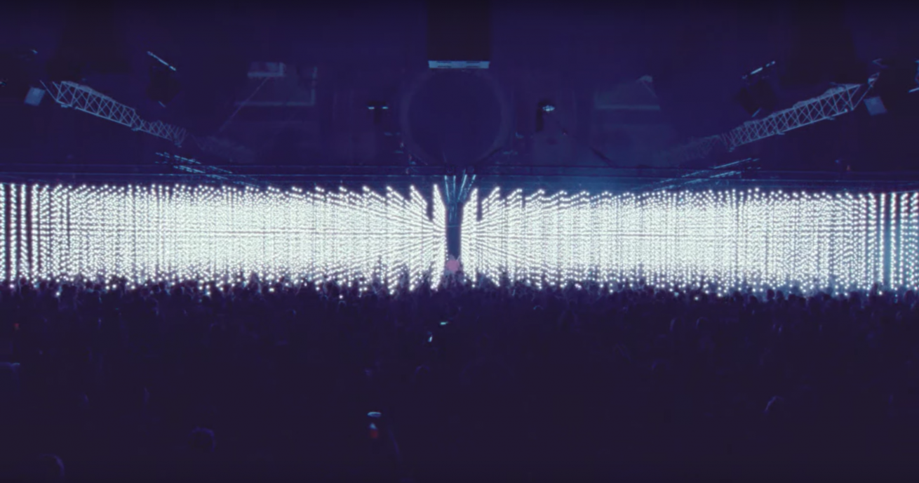 four tet'in unutulmaz alexandra palace konserinden bir video
