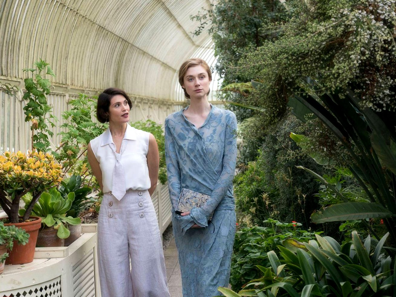 virginia woolf ve vita sackville-west aşkı vita & virginia'da