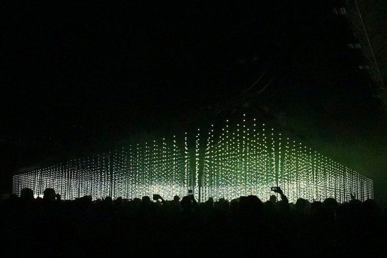 four tet'in alexandra palace konseri albüm oldu, dinleyelim