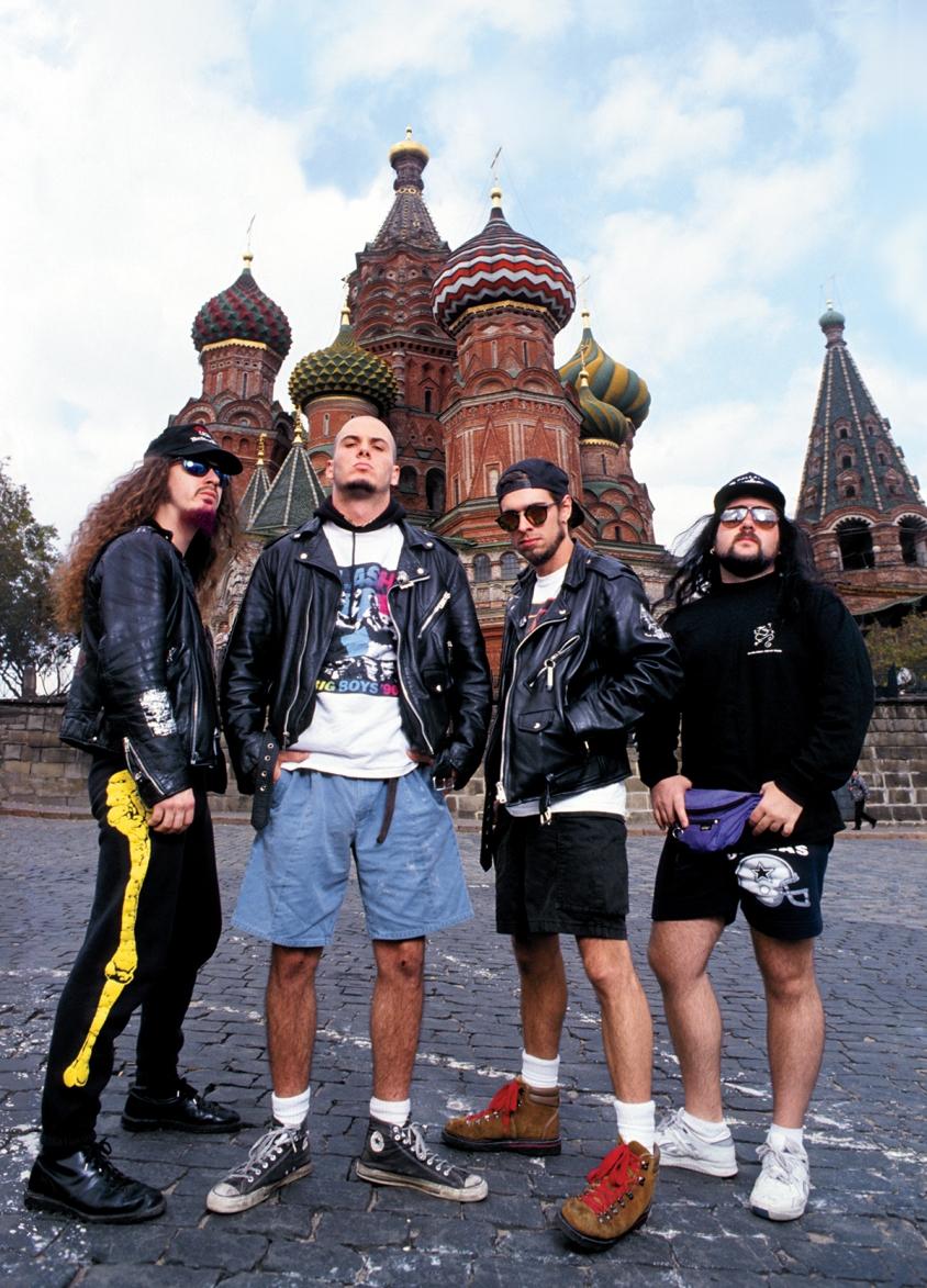 efsane 1991 moskova konserinden yeni fotoğraflar