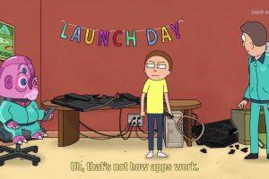 rick and morty yaratıcılarından justin roiland, yeni bir animasyon dizisi hazırlığında