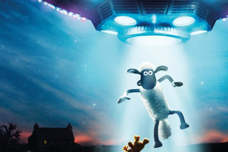 the vaccines ve kylie minogue soundtrack'li shaun the sheep fragmanı gelmiştir
