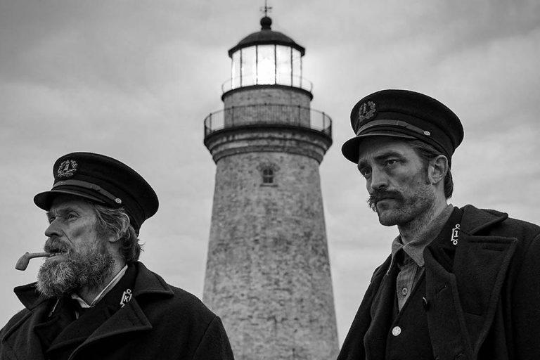 robert pattinson ve willem dafoe'lu the lighthouse fragmanına buyurun
