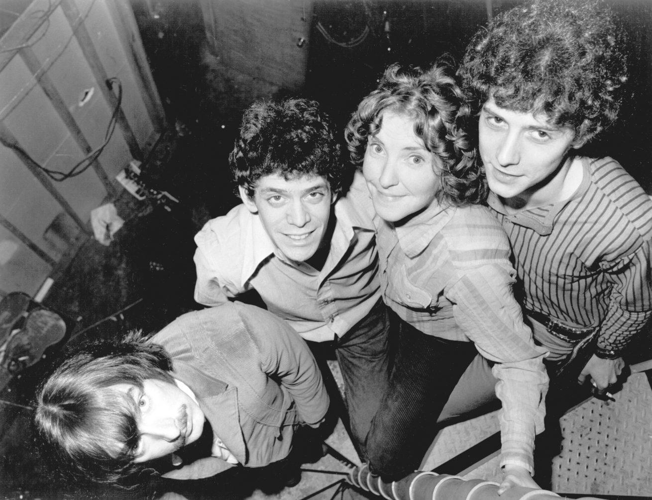 the velvet underground'un canlı kayıtları plak formatında