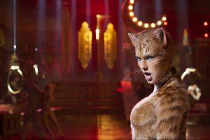 yıldızları kediye çeviren cats'ten fragman var