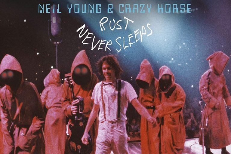 neil young and crazy horse, yedi yıl sonra ilk albümünü yayınlamaya hazırlanıyor