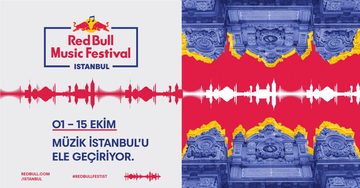 hazırlanın, istikamet red bull music festival istanbul