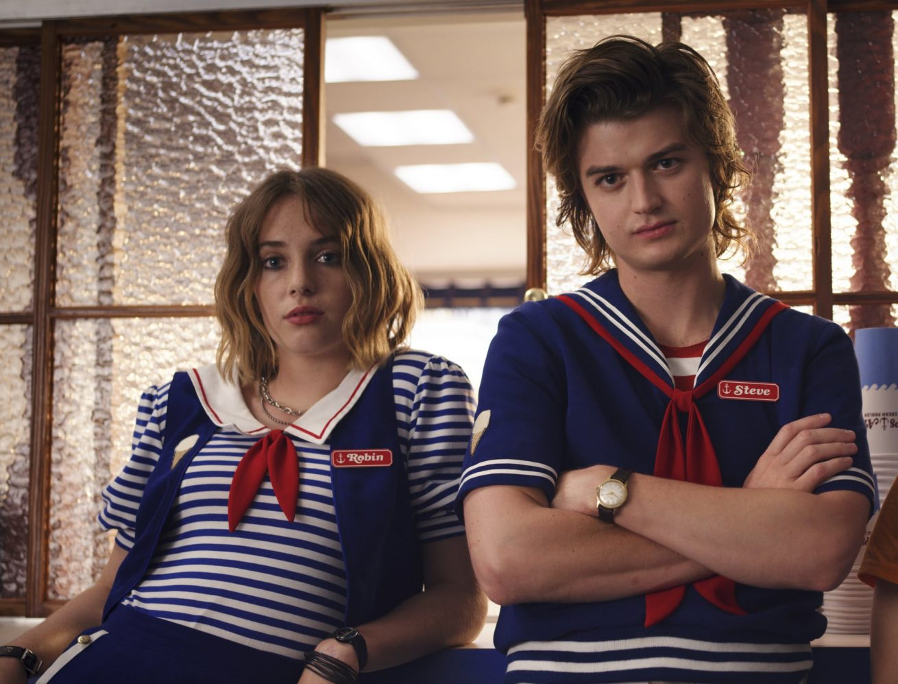stranger things'in steve harrington'ı joe keery'den yeni şarkı