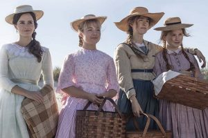 greta gerwig'in all-star kadrolu filmi little women'dan ilk fragman