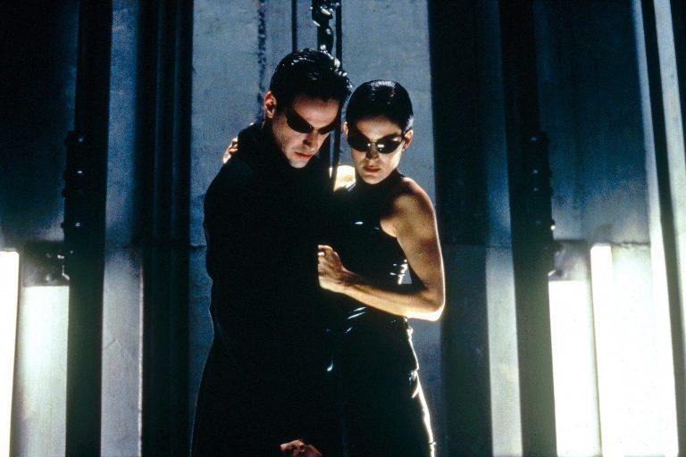 hayırlı olsun, matrix 4'ün çekimleri başladı