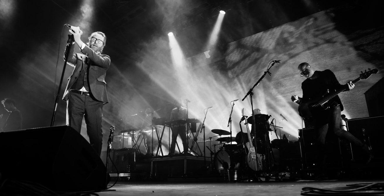 the national'dan konser filmi ve live EP