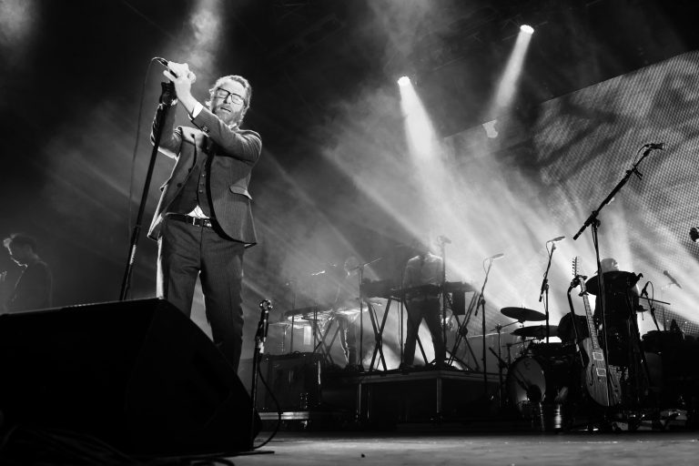 the national'dan konser filmi ve live EP