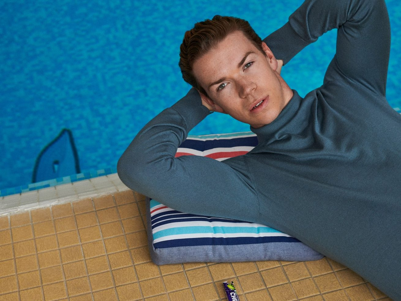 will poulter, amazon'un lord of the rings dizisine dahil oldu