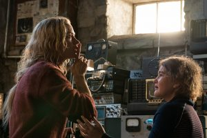 a quiet place part 2'den cillian murphy'li yeni fragman