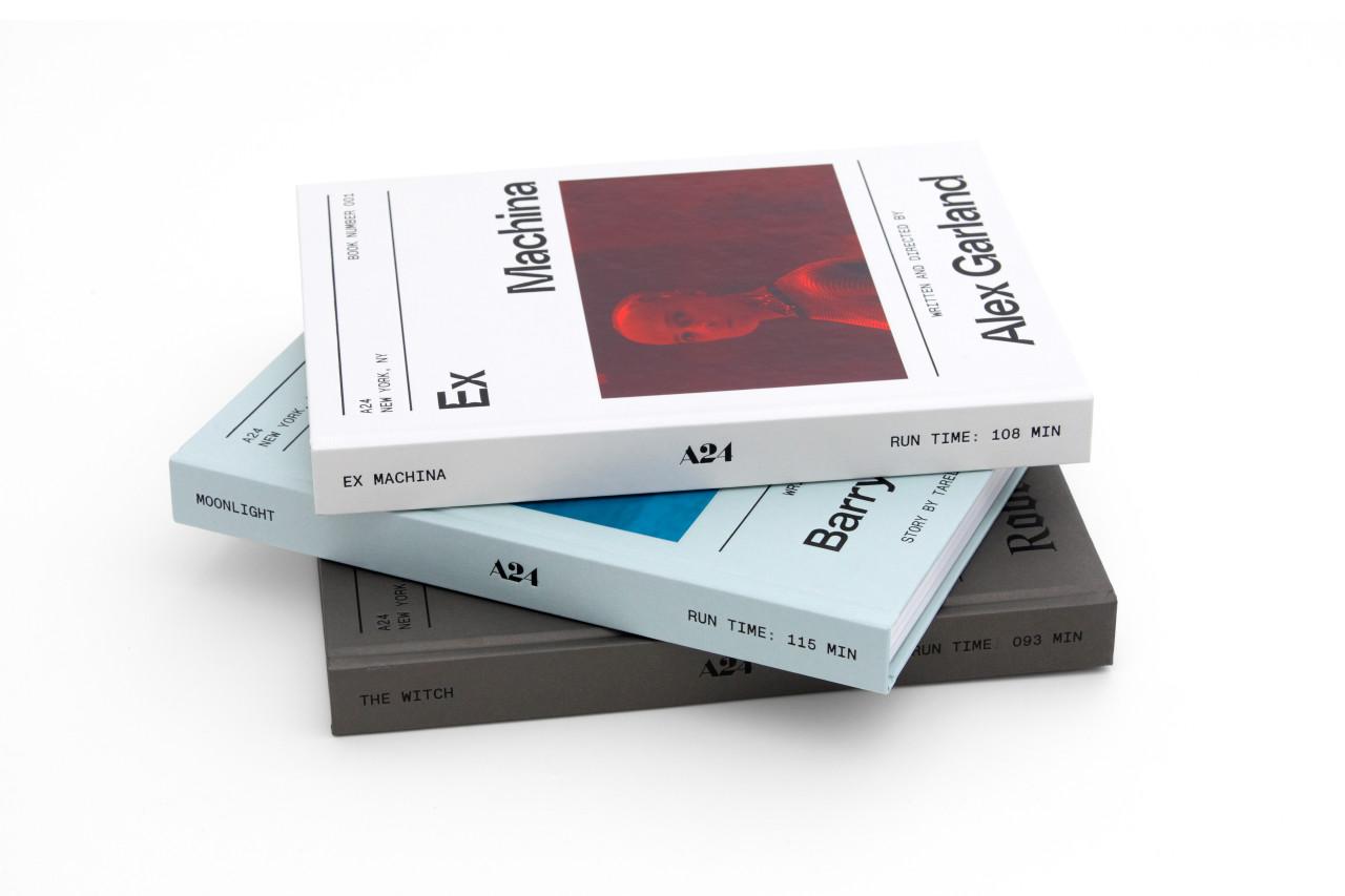 a24 ödüllü filmlerini kitap haline getiriyor