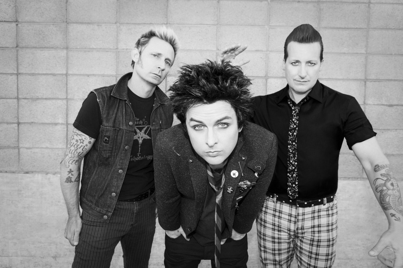 ufukta yeni bir green day albümü var: father of all…