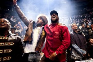 kanye west ve kid cudi ile kids see ghosts vol.2 geliyor