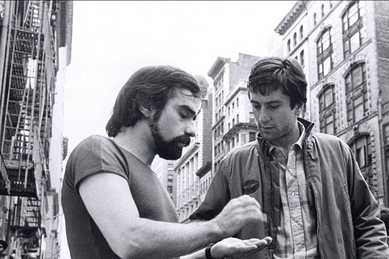 martin scorsese ve apple el ele