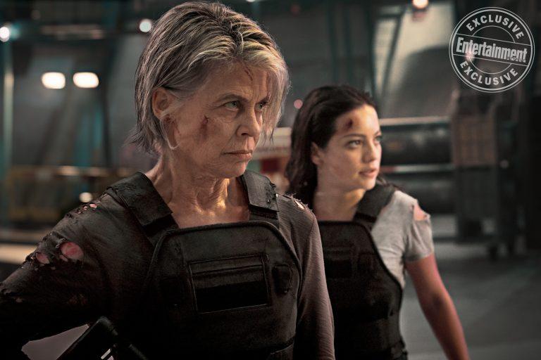 fragman izleyerek filmi bitirdiğimiz terminator: dark fate'ten yeni fragman