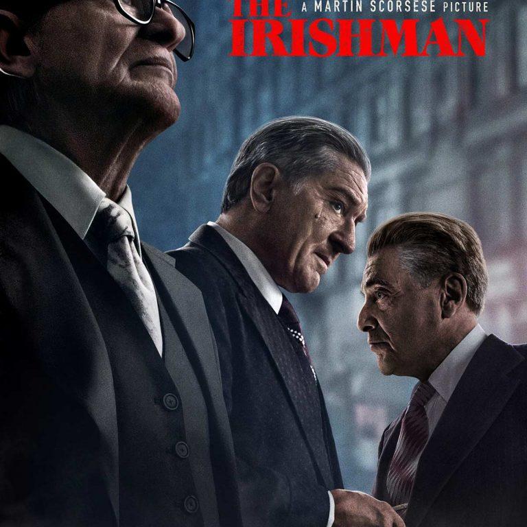 criterion'dan 40 dakikalık the irishman belgeseli