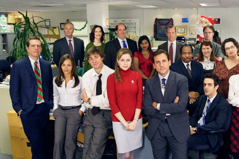 the office bütün bölümleriyle amazon prime'a geldi