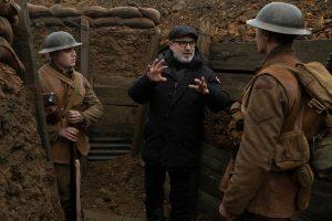 sam mendes'in epik ı. dünya savaşı filmi 1917'den yeni fragman