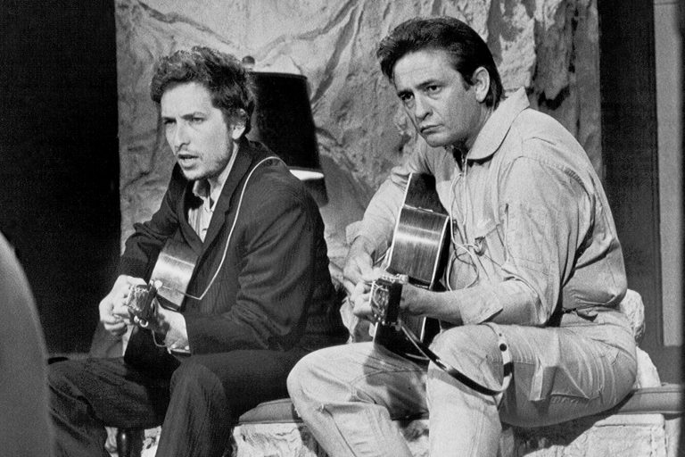 bob dylan ve johnny cash'i buluşturan bootleg series'ten wanted man demo'su yayında