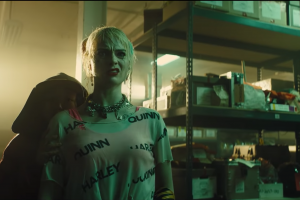 margot robbie'li birds of prey filminden ilk uzun soluklu fragman
