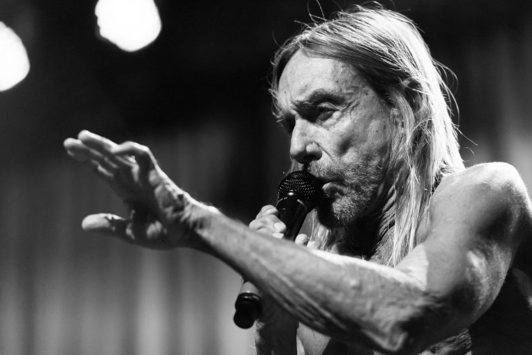 iggy pop'tan yeni video şekli