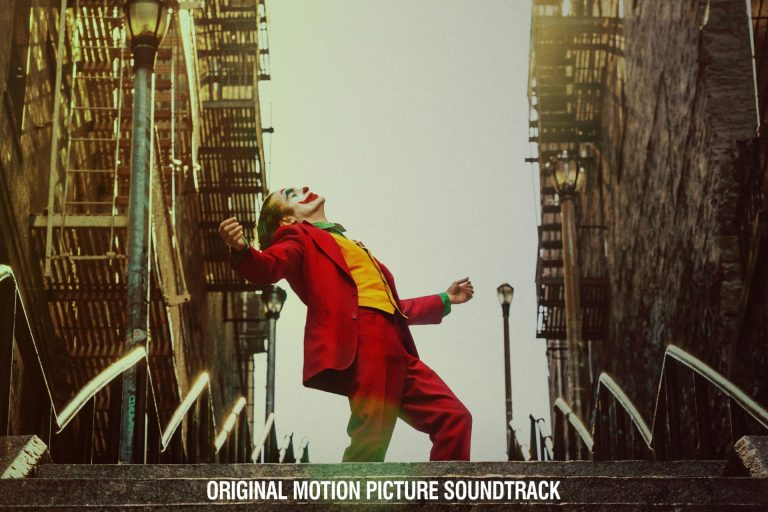 joker soundtrack albümü, film ile aynı gün yayında