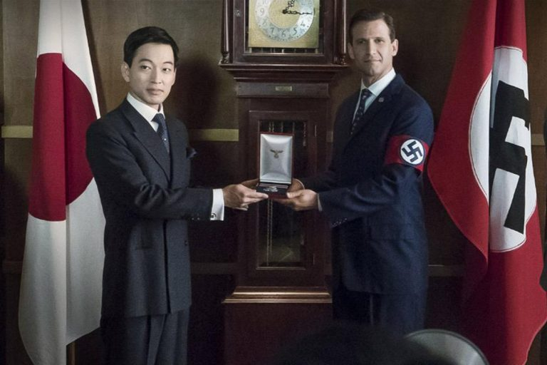 the man in the high castle'ın final sezonundan fragman