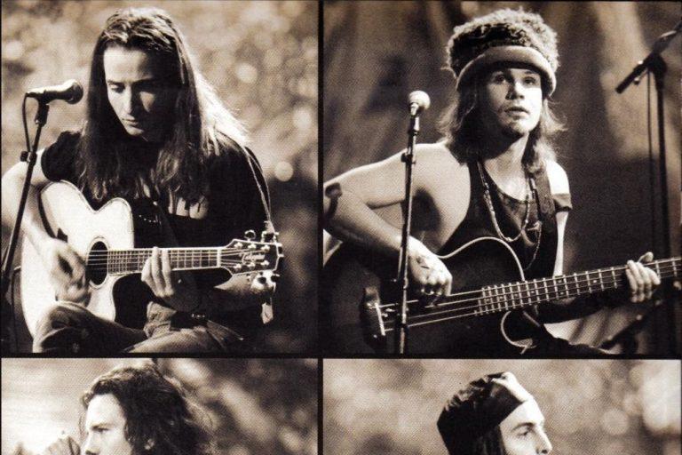 pearl jam'in meşhur mtv unplugged konseri spotify'da!