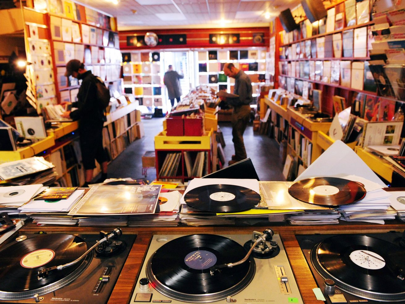 record store day ve black friday el ele