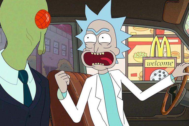 rick and morty'nin beşinci sezonuna ilk bakış