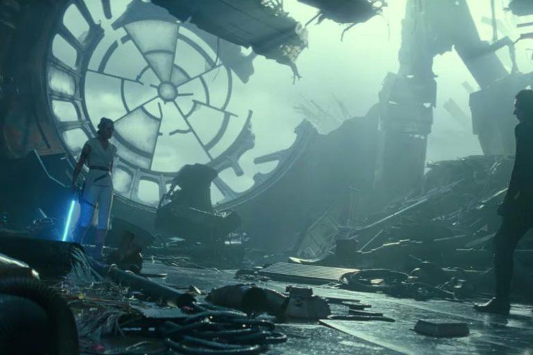 the rise of skywalker'ın vizyon öncesi son fragmanı yayınlandı