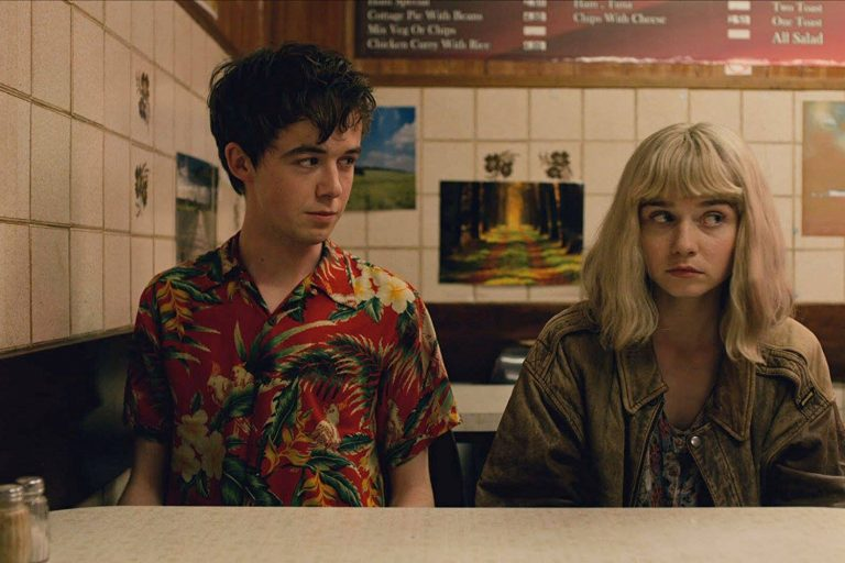 the end of the f***ing world'ün ikinci sezonundan fragman var