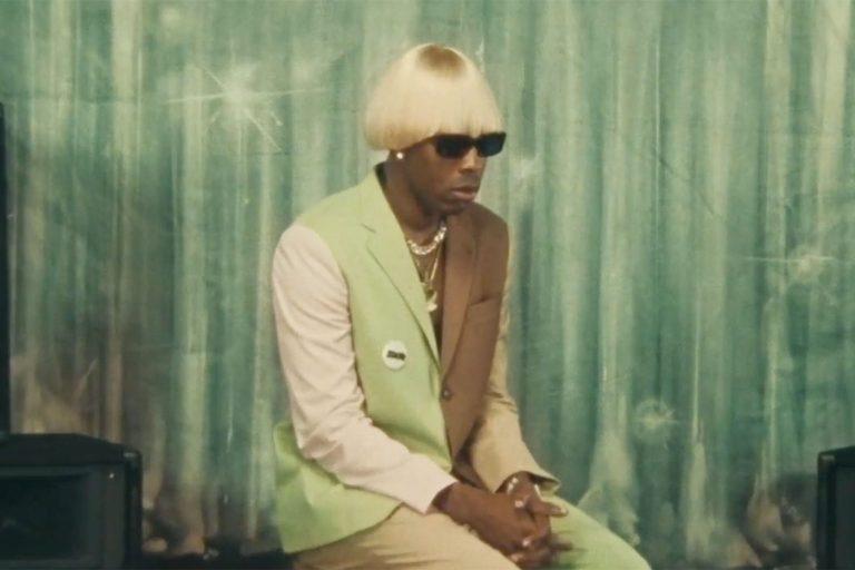 tyler the creator, i think şarkısına çektiği videonun yarısını paylaştı